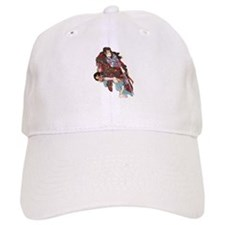 Japanese Samurai Warrior Baseball Cap