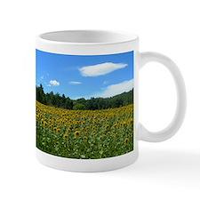 Sunflower Fields Mug