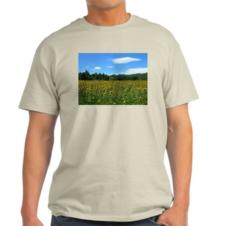Sunflower Fields Light T-Shirt