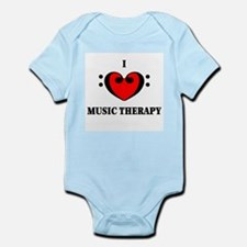 I Luv Music Therapy Infant Creeper