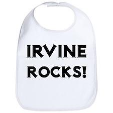 Irvine Rocks! Bib