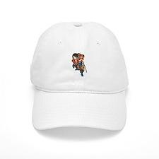 Japanese Samurai Warrior Baseball Cap