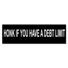 Honk if you have a debt limit
