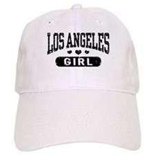 Los Angeles Girl Baseball Cap