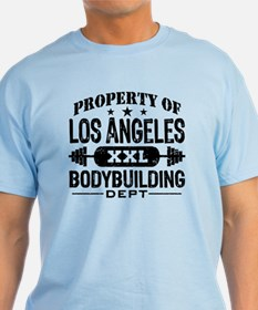Los Angeles Bodybuilding T-Shirt