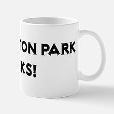 Huntington Park Rocks! Mug