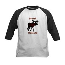 Customized Plain Moose Tee