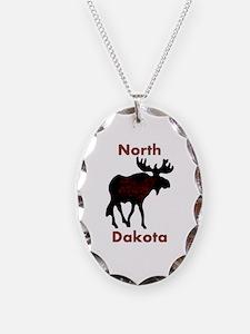 Customized Plain Moose Necklace