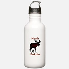 Customized Plain Moose Water Bottle