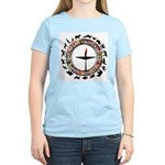 UUAM LOGO - 3x3 with animals png T-Shirt