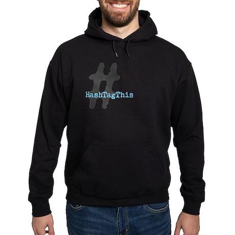 HashTagThis Hoodie (dark)