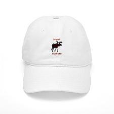 Customized Plain Moose Baseball Cap