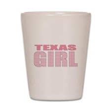 Texas Girl Shot Glass