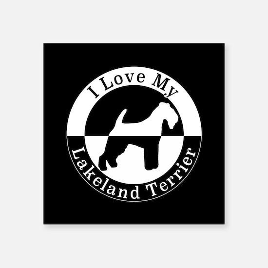 Lakeland Terrier Sticker