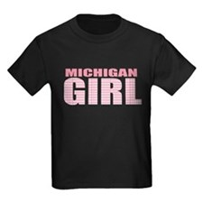 Michigan Girl T