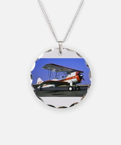 Bi-Plane Necklace