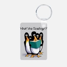 Funny Librarians Keychains