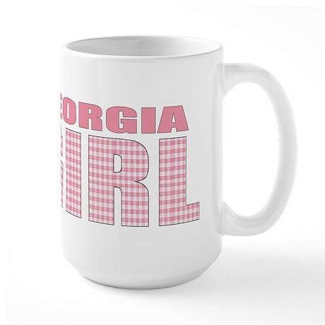 Georgia Girl Large Mug