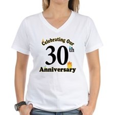 30th Anniversary Party Gift Shirt