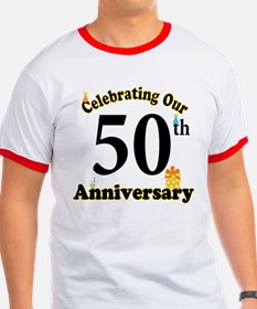 50th Anniversary Party Gift T