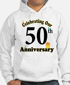 50th Anniversary Party Gift Hoodie
