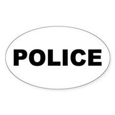 Police Stickers