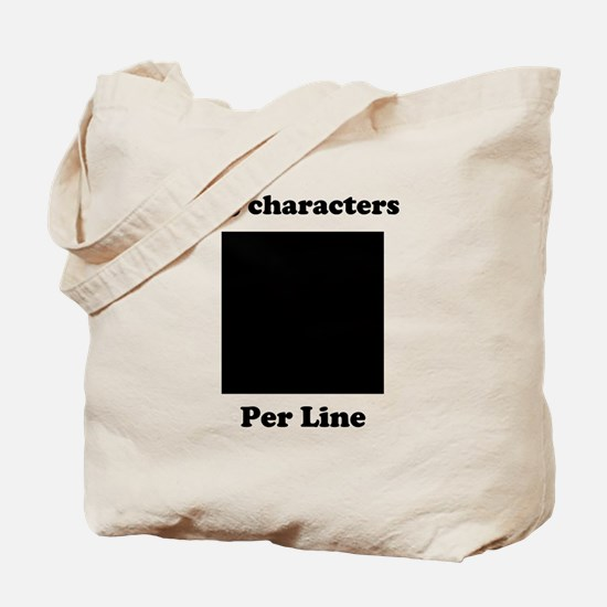 Your Picture Your Text Tote Bag