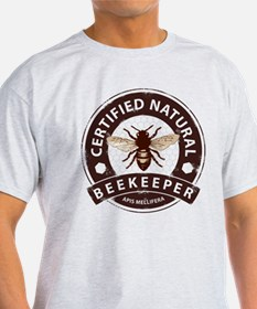 Certified Natural Beekeeper T-Shirt