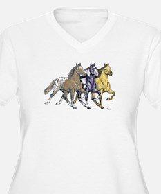 Funny Racking horse T-Shirt
