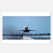 Big Plane Postcards (Package of 8)