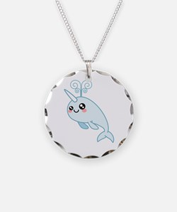 Narwhal Cutie Necklace