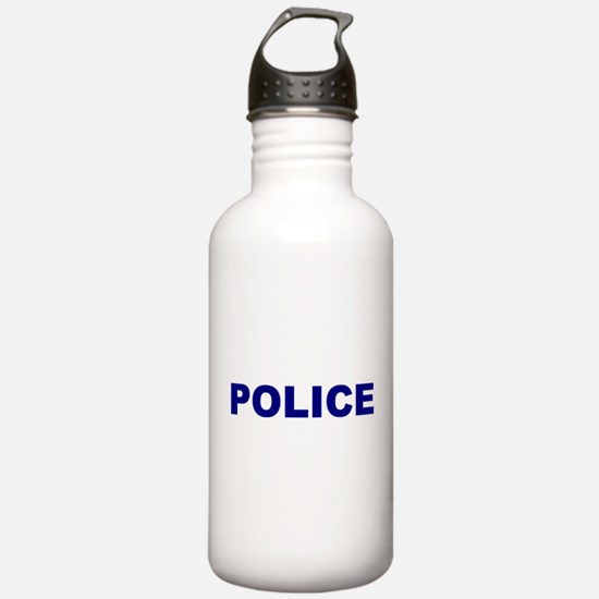 Police Sports Water Bottle