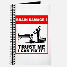 Brain damage? Trust me, I can Journal