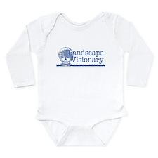 Landscape Visionary Long Sleeve Infant Bodysuit