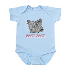 Word Nerd Infant Bodysuit