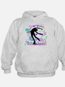 Figure Skater Spin Hoodie