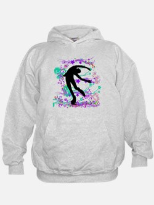 Figure Skater Spin Hoody