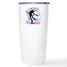 Figure Skater Spin Travel Mug