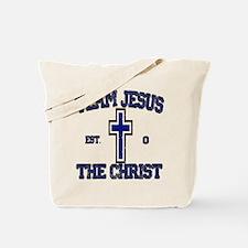 Cool Team jesus Tote Bag