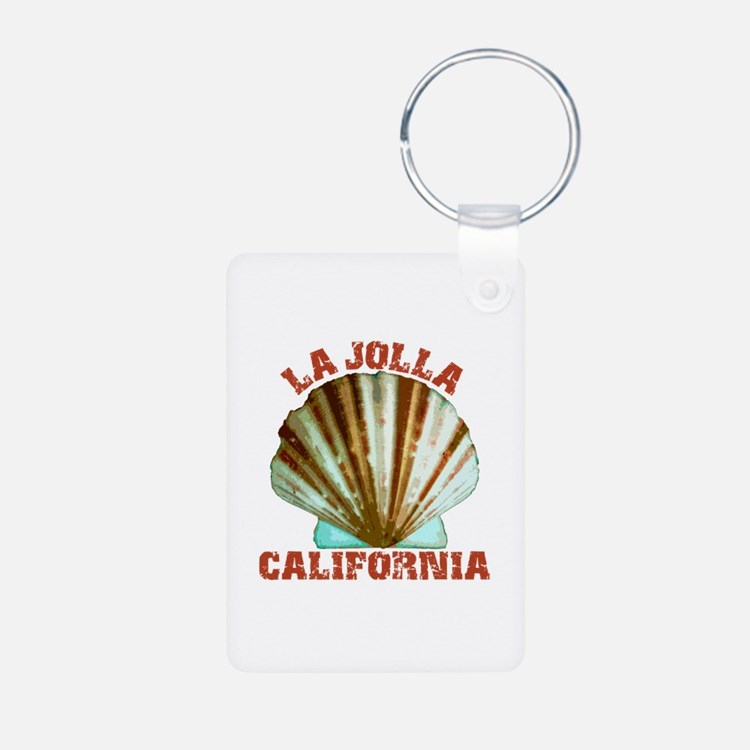 La Jolla California Keychains