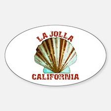 La Jolla California Decal