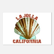 La Jolla California Postcards (Package of 8)