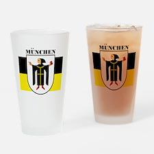 Munchen/Munich Drinking Glass