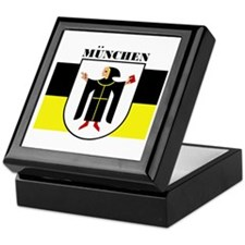 Munchen/Munich Keepsake Box