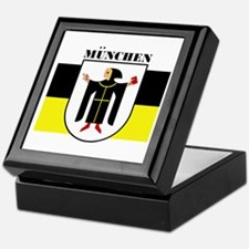 Munchen/Munich Keepsake Box