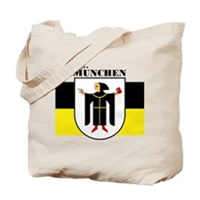 Munchen/Munich Tote Bag