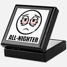 All-nighter Keepsake Box