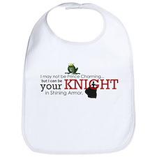 Shining Knight Bib