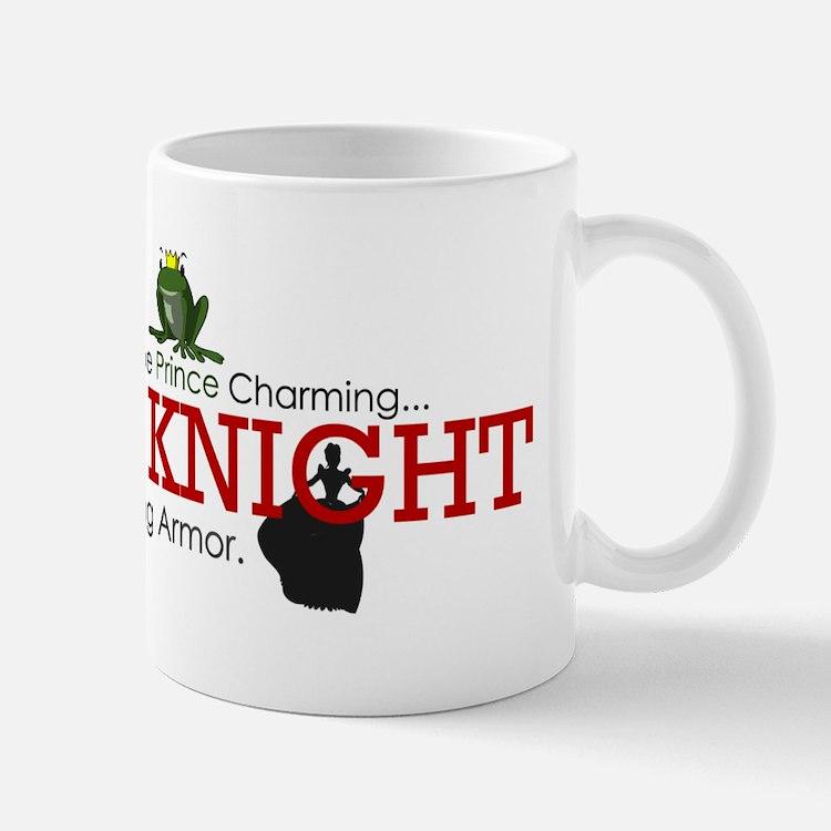 Shining Knight Mug