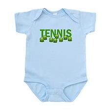 Tennis (e) Infant Bodysuit